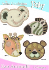 Baby Zoo Animals - More Details