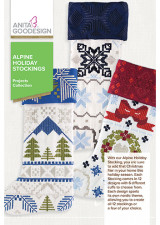 Alpine Holiday Stockings - More Details