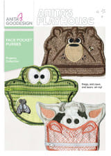 Face Pocket Purses - More Details