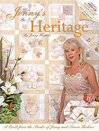 Jenny's Heritage Quilt - LIMITED QUANTITIES!