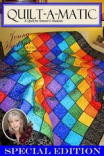 Quilt-A-Matic Special Edition + FREE Shipping! - More Details