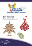 Floriani Embroidery Design Collection - Fall Abstracts - More Details