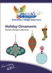 Floriani Embroidery Design Collection - Holiday Ornaments - More Details