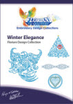 Floriani Embroidery Design Collection - Winter Elegance - More Details