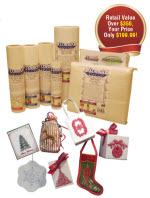 Floriani's Holiday Bundle + FREE Project CD + FREE Shipping! - More Details