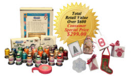 Floriani Embroiderers' Creative Kit + FREE Shipping! - More Details