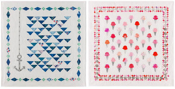 Quilters Select Free Patterns by Alex Anderson