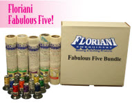 Floriani Fabulous Five Bundle - More Details