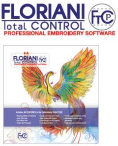 Floriani Total Control U Free Shipping Sew Creative