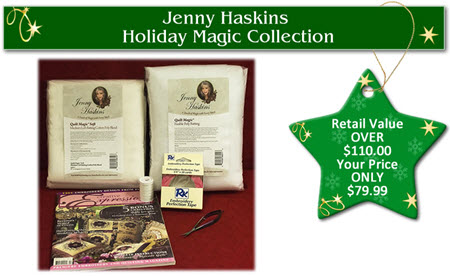 Jenny Haskins Holiday Magic Collection