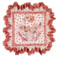 Spring Dreams Pillow - Pink - More Details