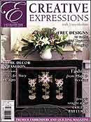 Jenny Haskins Creative Expressions Issue 11 - ONLY A FEW REMAINING COPIES! - More Details