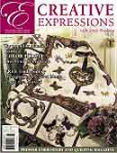 Jenny Haskins Creative Expressions Issue 12 - More Details