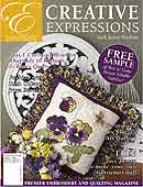 Jenny Haskins Creative Expressions Issue 13 - More Details