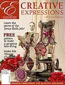 Jenny Haskins Creative Expressions Issue 14 - More Details