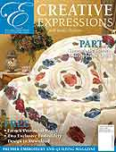 Jenny Haskins Creative Expressions Issue 15 - More Details