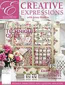 Jenny Haskins Creative Expressions Issue 16 - More Details