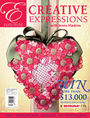 Jenny Haskins Creative Expressions Issue 18 - LIMITED QTY! - More Details