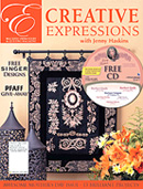 Jenny Haskins Creative Expressions Issue 19 - More Details