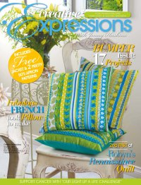 Jenny Haskins Creative Expressions Issue 24