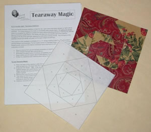 Jenny's Tearaway Magic Sheets - LIMITED QTY!
