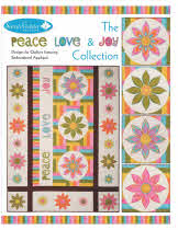 Peace, Love & Joy Collection Embroidery CD by Sarah Vedeler + FREE Shipping
