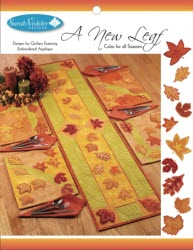 A New Leaf - Color for all Seasons + FREE Shipping