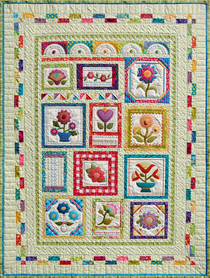 The Stitch Connection Stitches in Bloom
